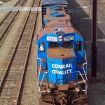 """An old Conrail GP 38 2920 workhorse still on Duty"" by StanFeldman"