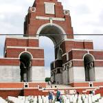 """Thiepval Memorial to the Missing of the Somme"" by Dalyn"
