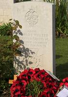 Headstone of VC recipient