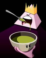 The King and Soup