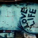 """lovelife"" by vandegraeffiti"