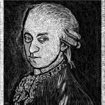 """Wolfgang Amadeus Mozart"" by GerhardtIsringhaus"