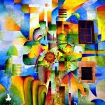 """""""Nicosia Mural"""" by lisasolonynko"""