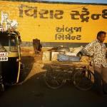 """Roadside, Gujarat"" by paulblackthornephotos"