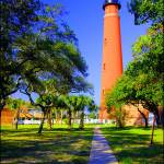 """Ponce Inlet Lighthouse #3"" by MikeMycekPhotography"