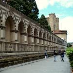 """Arches of Santa Maria"" by DAllen"