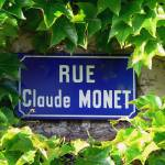 """Rue Claude Monet"" by corinnea"