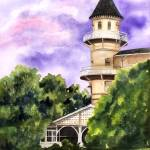 """Jekyll Island Club"" by Cas"