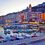 """Porto venere by night"" by Jean-Bernard-MICHEL"