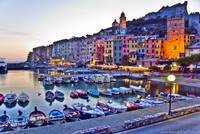 Porto venere by night