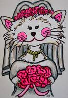 Bride To Be Kitty