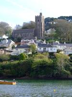Noss Mayo church