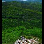"""Vertical Panoramic of Pinnacle"" by nuttyirishman"