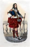 Robertson : Scottish Highland Clan (McIan)