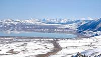 Easter at Mono Lake