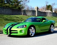 08 Dodge Viper SRT10 Coupe