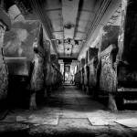 """""""Aboard the Purgatory Express"""" by desolateplaces"""
