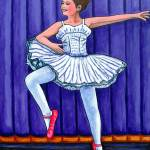 """The Little Ballerina"" by LisaLorenz"