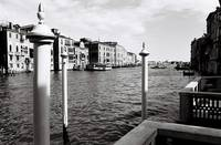 Terrace on the Grand Canal