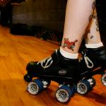 """Skates and Tattoos"" by fitzpatrickphotos"