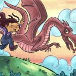"""dragongirl1"" by msalmon"