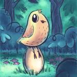 """chick"" by msalmon"