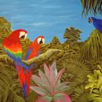 """IMG_3209 Jungle Birds"" by vc140"