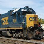 """CSX # 2559 , ex- Durham & Southern 2003 ; 9-3-07"" by RayThibautPhotography"