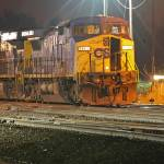 """CSX # 7669 & # 532?, Bible Rd. , Lima , Ohio"" by RayThibautPhotography"