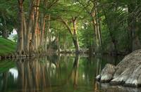 On the River: Texas Hill Country Reflections II