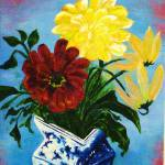 """Flower Vase"" by AarKoh121"