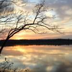 """""""Sunset Over Jug Bay"""" by rogardphoto"""
