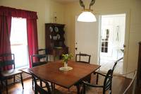 Majorie Kinnan Rawlings' dining room