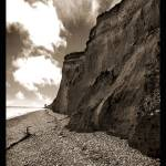 """Meon Cliffs 1"" by steveholt"