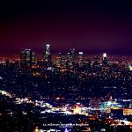 """Los Angeles at Night"" by JJS"
