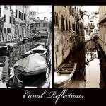 """""""Canal Reflections"""" by whatisee4u"""