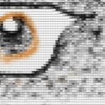 """Eye Mosaic"" by keithcowleyart"