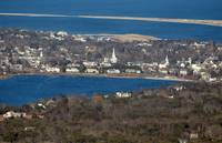 Town of Chatham, Cape Cod Aerial