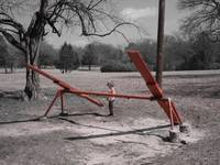 Red See Saw