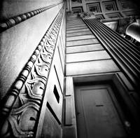 Masonic Temple Detail