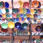"""morocco pottery 001"" by yvonneayoub"