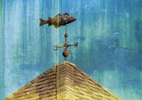 Chatham Fish Pier Weathervane, Cape Cod