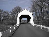 covered bridge on OSU's campus