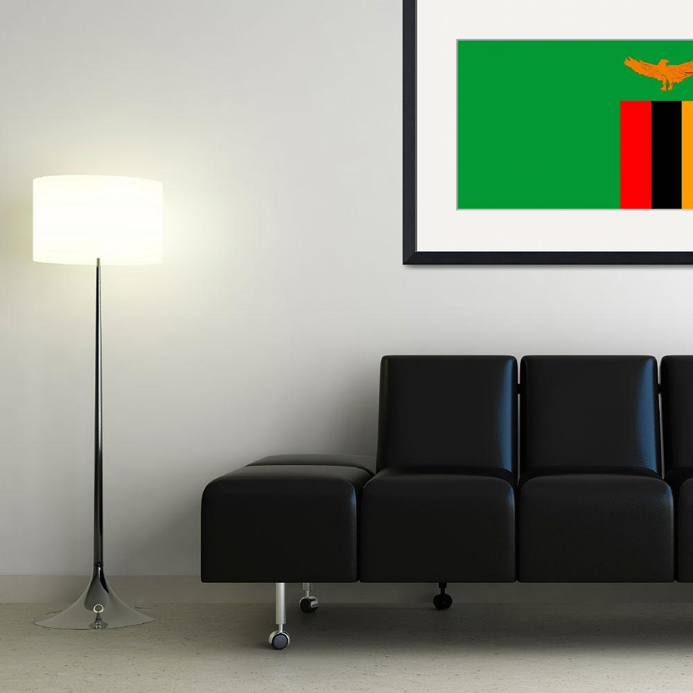 """Zambia&quot  by tony4urban"