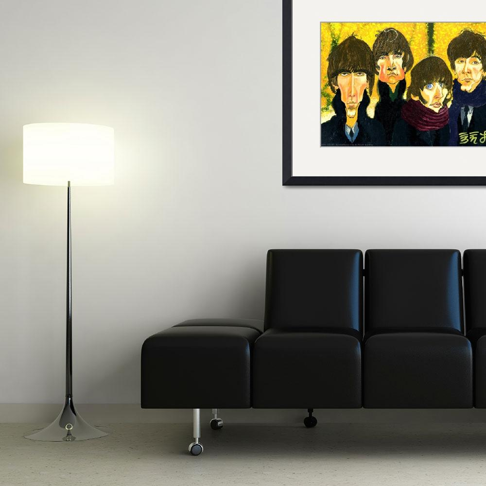 """Early Beatles - The Beatles&quot  (2011) by Ebenlo"