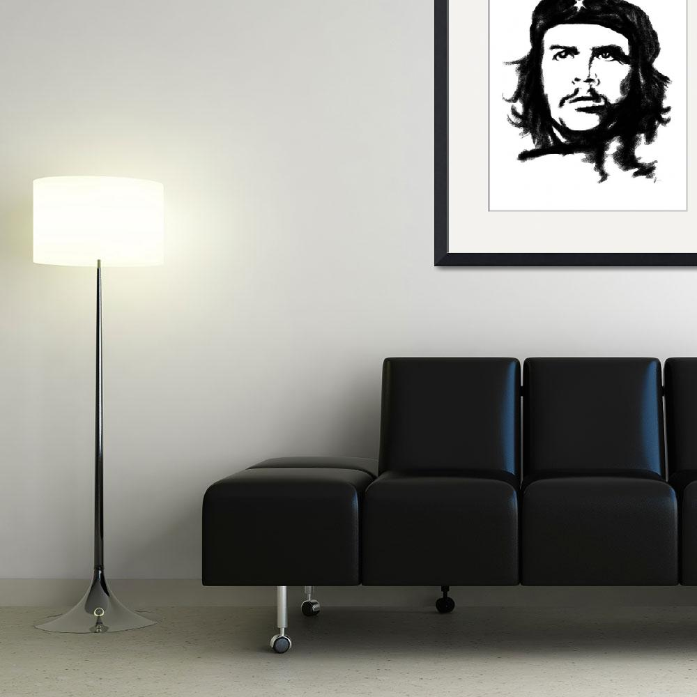 """Che Guevara&quot  (2010) by Tomatoskins"