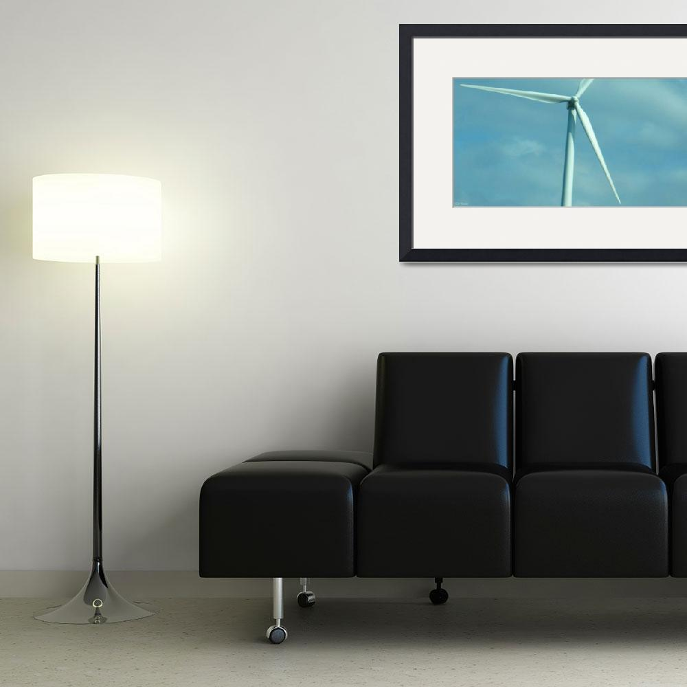 """Windmill&quot  (2012) by ralphnelsen"