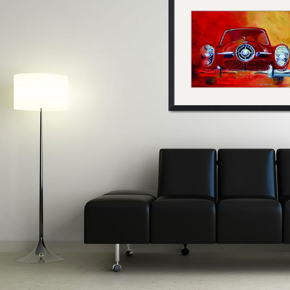 """1951 Studebaker&quot  (2008) by rpattersonimage"