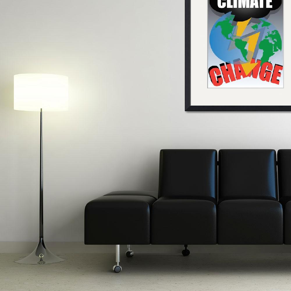 """Climat change concept&quot  (2012) by predrag"