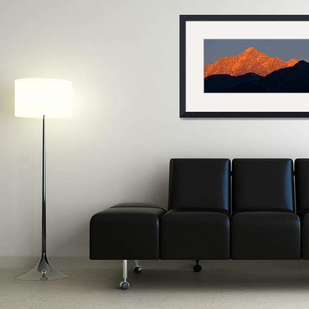 """Himalayan Alpenglow&quot  (2011) by boppintheblues"